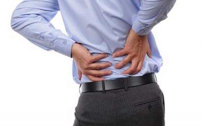 Nguyên nhân gây đau lưng cấp tính