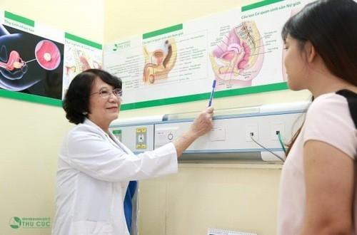 Thăm khám để được chẩn đoán và điều trị nhiễm trùng đường tiểu hiệu quả