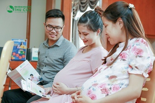 Có nhiều gói thai sản cho mẹ lựa chọn tùy thuộc vào tuổi thai.