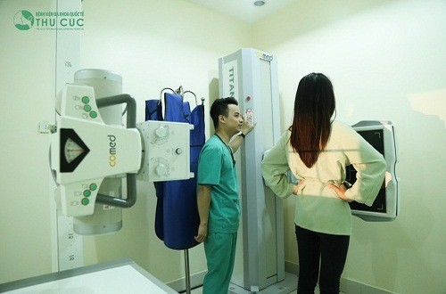 Bệnh viện Thu Cúc là địa chỉ chụp X quang cho kết quả chính xác và an toàn
