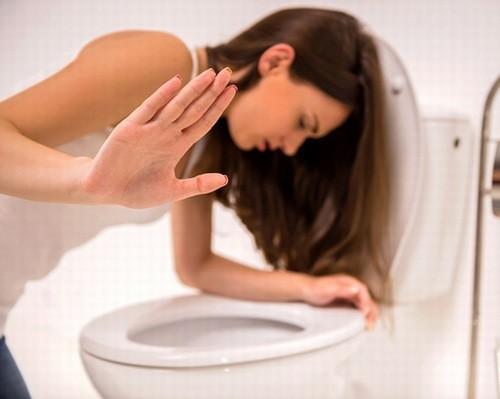 Nồng độ hCG tăng cao cũng có liên quan tình trạng ốm nghén.