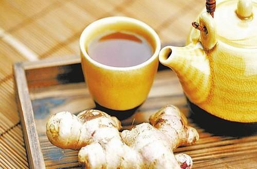 Người bệnh huyết áp thấp có thể sử dụng trà gừng giúp tăng huyết áp