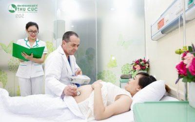 Theo dõi nhịp tim thai và cơn co tử cung bằng monitor sản khoa