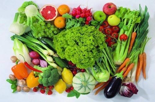 Người bị viêm ruột thừa cần có chế độ ăn uống lành mạnh