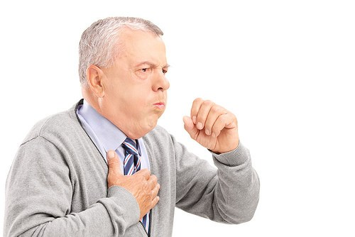 Ho, khó thở là triệu chứng thường gặp ở bệnh nhân ung thư phổi