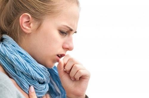 Dịch nhầy đường hô hấp có thể do cảm cúm gây ra