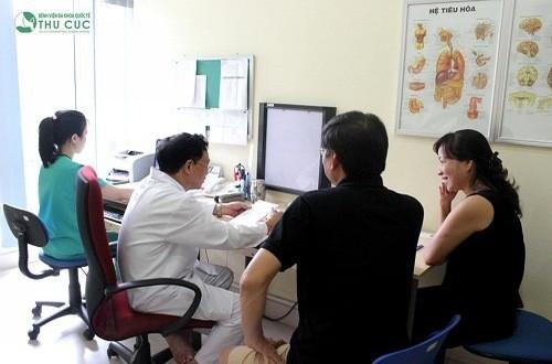 Thăm khám điều trị bệnh đột quỵ để được chẩn đoán và điều trị các nguyên nhân gây đột quỵ hiệu quả