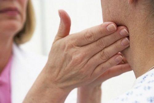 Nổi hạch cổ có nhiều nguyên nhân khác nhau