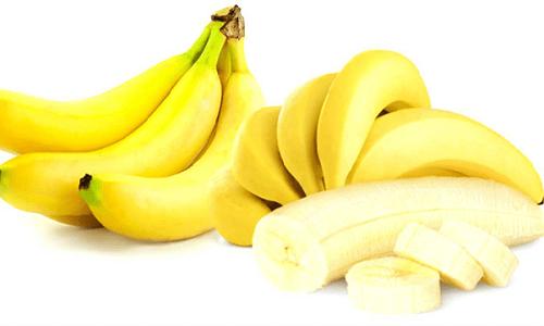 Chuối tiêu bổ sung dưỡng chất cho mẹ sau sinh