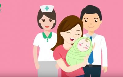 """Hội thảo tiền sản """"Mang thai an toàn – Sinh con khỏe mạnh"""""""
