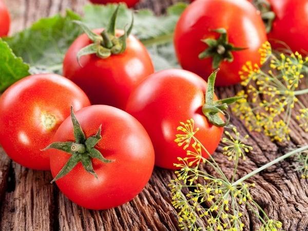 Cà chua là loại thực phẩm có chứa hàm lượng lycopence cao, có tác dụng phòng ung thư