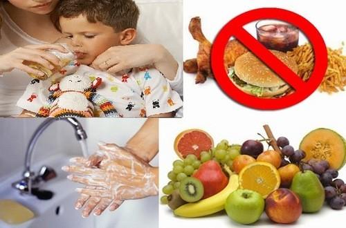 Viêm đường ruột ở trẻ cần được điều trị đúng cách