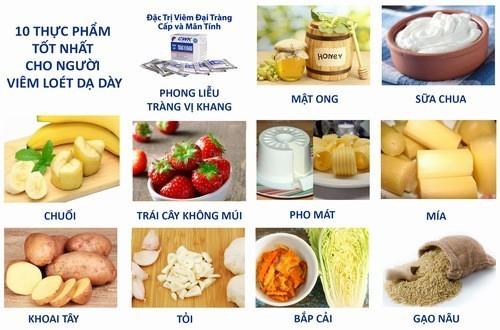 Người bệnh viêm hang vị dạ dày nên có chế độ ăn uống phù hợp