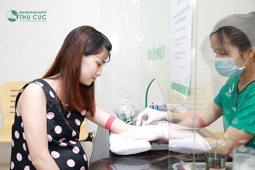 Triple Test được thực hiện ở tuần 15 tới tuần 18 của thai kỳ.