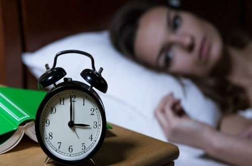 Mất ngủ kéo dài gây ảnh hưởng nghiêm trọng đến sức khỏe.