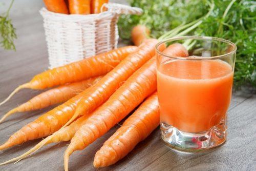 Cà rốt chứa chất chống oxy hóa bảo vệ chống lại tổn thương tế bào