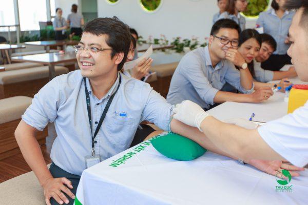 BV Thu Cúc khám SKDK cho CBCNV Công ty TNHH IDS Media Systems Việt Nam