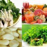 Người bệnh sỏi thận nên ăn gì?
