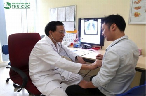 Thăm khám để được chẩn đoán và điều trị các yếu tố nguy cơ hình thành cục máu đông hiệu quả