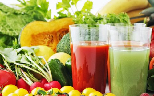 Nước ép hoa quả bổ sung nhiều dinh dưỡng cần thiết cho người bệnh