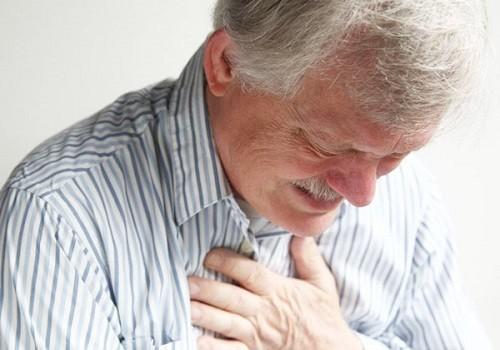 Ung thư phổi gây khó thở