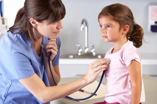 Khi trẻ em mắc các bệnh ho, sốt, bệnh lý thông thường, cha mẹ và người nhà đều rất ái ngại khi đến bệnh viện