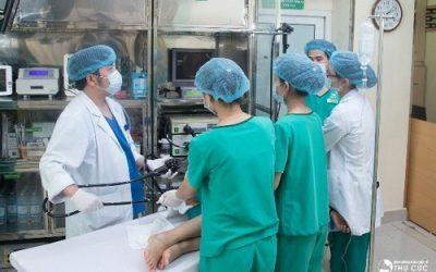 Xét nghiệm tầm soát ung thư tại Bệnh viện Thu Cúc