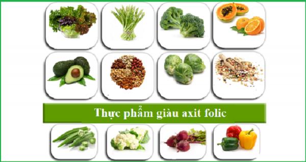 Những thực phẩm này rất tốt trong việc chống lại quá trình gây ung thư phổi và ngăn ngừa các bệnh về ung thư. Rau chân vịt, măng tây, củ cải và đậu lăng là những thực phẩm giàu folate 5.