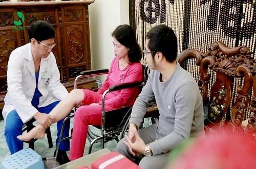 Dịch vụ bác sĩ gia đình Thu Cúc tạo tiện ích cho nhiều bệnh nhân