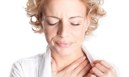 Nuốt nghẹn là một trong những triệu chứng thường gặp nhất ở bệnh nhân ung thu thực quản