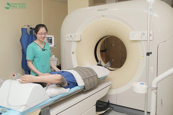 Bệnh viện Thu Cúc là địa chỉ chụp CT có cản quang chẩn đoán chính xác và an toàn với người bệnh