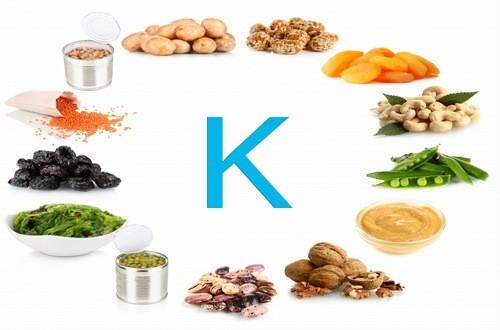 Kali là vi chất quan trọng đối với cơ thể