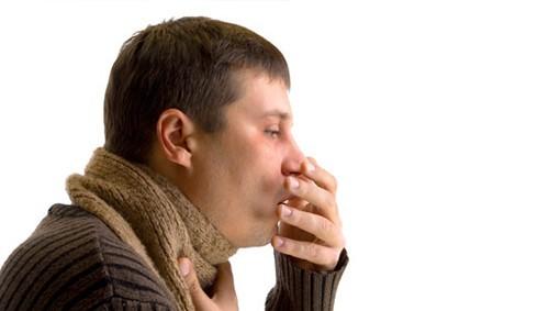 Khoảng 70% bệnh nhân ung thư phổi có biểu hiện ho kéo dài