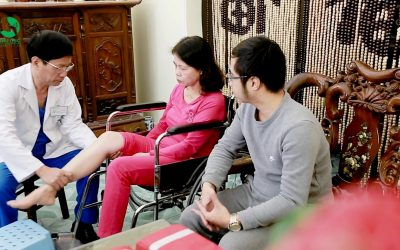 Khám, chữa bệnh tại nhà với bác sĩ gia đình