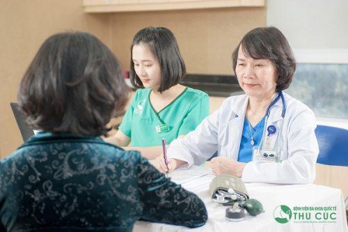 Tầm soát ung thư buồng trứng định kì giúp phát hiện ung thư buồng trứng sớm