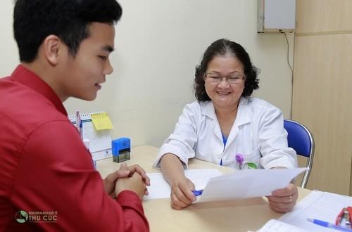Khi có dấu hiệu phì đại tuyến tiền liệt người bệnh cần đến bệnh viện để được bác sĩ chuyên khoa thăm khám và điều trị hiệu quả