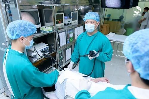 Nội soi kết hợp sinh thiết là tiêu chuẩn vàng để chẩn đoán ung thư dạ dày