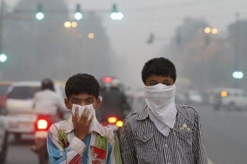 Ô nhiễm không khí cùng làm tăng nguy cơ ung thư phổi