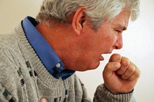 Ho là một trong những biểu hiện điển hình xuất hiện ở khoảng trên 70% bệnh nhân ung thư phổi