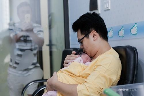 Bác sĩ giỏi Bệnh viện phụ sản Trung ương đỡ đẻ tại Bệnh viện Quốc tế