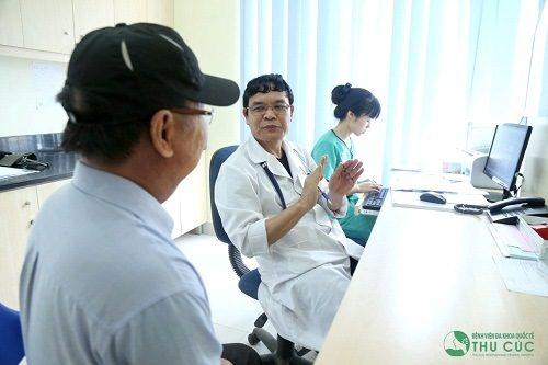 Bệnh viện Thu Cúc đang thực hiện dịch vụ khám tại nhà hiệu quả