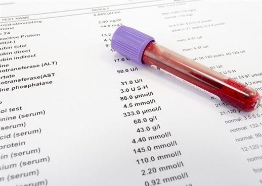 Nhiều người còn chưa biết cách đọc kết quả xét nghiệm máu.