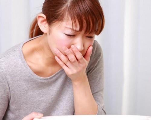 Buồn nôn, nôn ói dễ gặp sau hóa , xạ trị