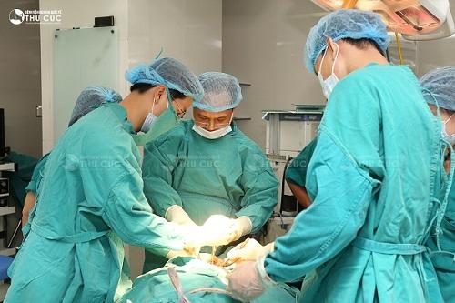 Phẫu thuật là một trong những phương pháp điều trị có giá trị cho bệnh nhân ung thư dạ dày