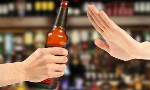 Với những bệnh nhân bị các bệnh lý như viêm loét dạ dày thì bia rượu cần tuyệt đối tránh