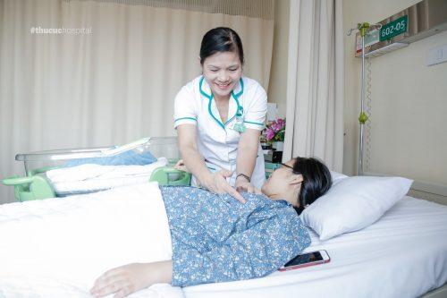 Tham khảo những biện pháp massage ngực để không bị áp xe vú sau sinh