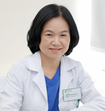 Trưởng khoaDược Đinh Thị Kim Qùy