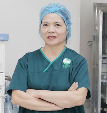 Bác sĩ mê hồi sức Lưu Thị Bích