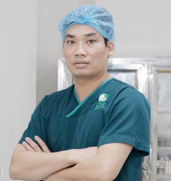Bác sĩ gây mê hồi sức Nguyễn Tuấn Minh