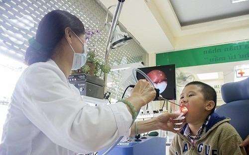 Bệnh viện Thu Cúc có chữa viêm VA không?